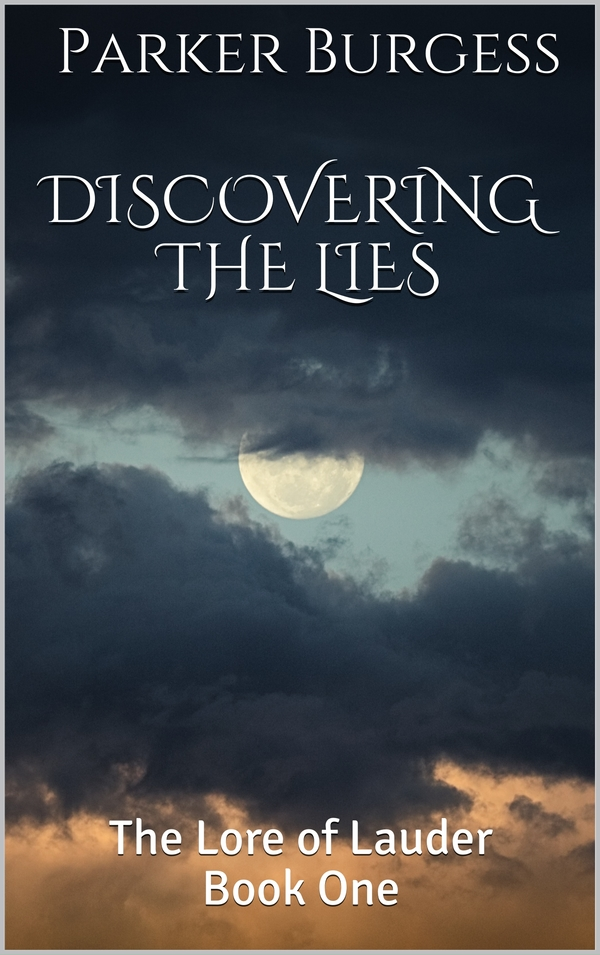 Book Cover: Discovering The Lies